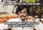 Life story of Rajinikanth