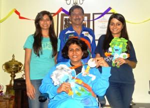 Deepa Malik Arjun Award winner