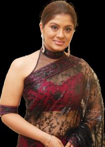 Sudha Chandran leg accident
