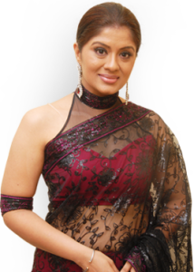 Sudha Chandran leg accident