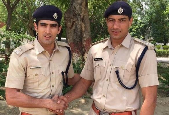 Boxer Vijender Singh DSP Haryana Police