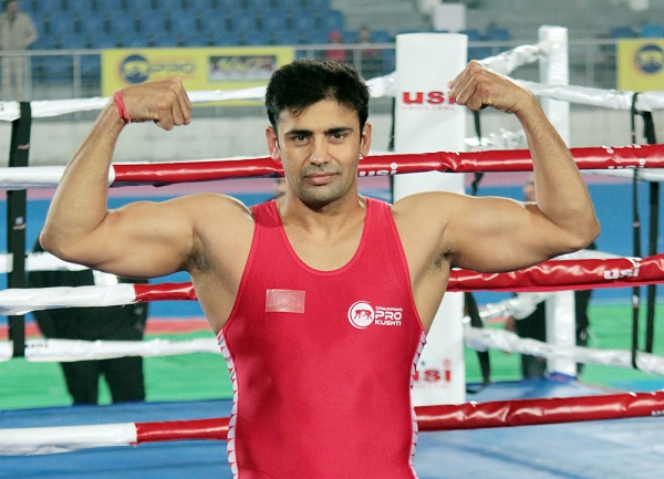 Sangram Singh Wrestler Biography