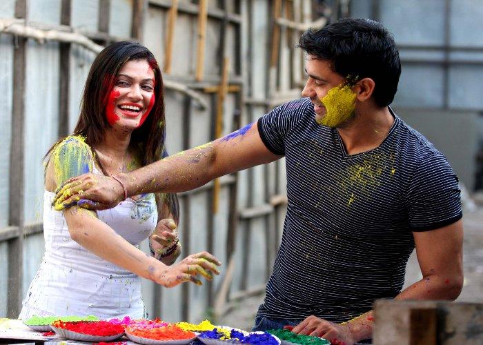 Sangram singh Payal rohatgi Love story
