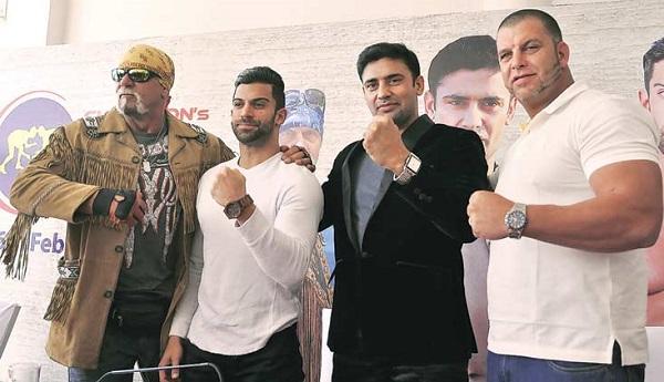 Sangram singh wrestler Pro Kushti
