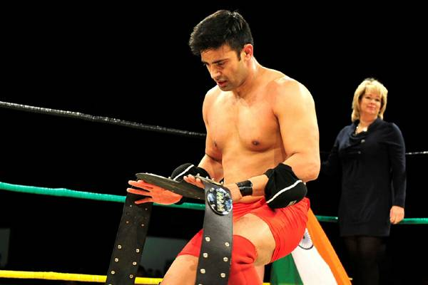 Sangram singh wwp fight death contract