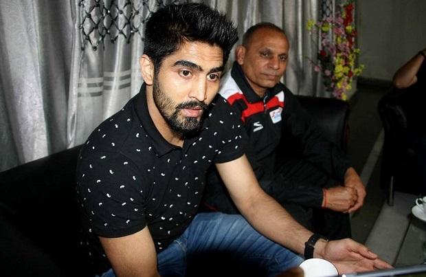 Vijender Singh boxer coach Jagdish Singh