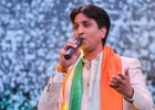 AAP leader Kumar Vishwas is a Hindi Poet