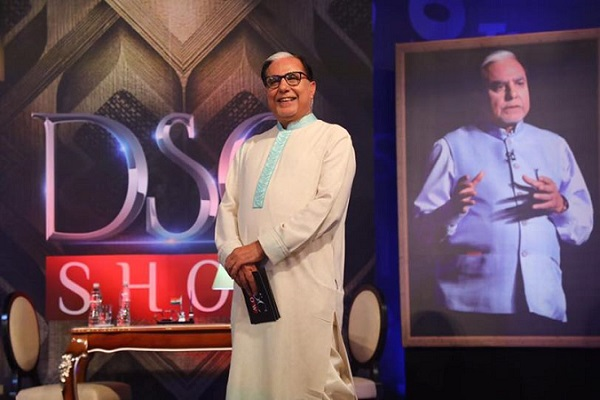 Dr Subhash Chandra Show Zee News Motivational Speaker Speech