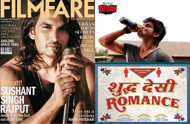 Sushant Singh Rajput Biography Pepsi Advertisement