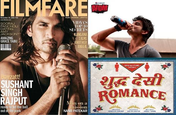 Sushant Singh Rajput Biography Pepsi Advertisement