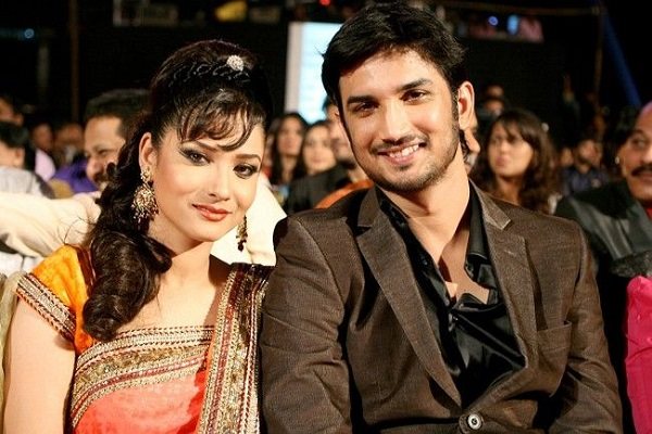Sushant singh rajput girlfriend ankita lokhande love affair